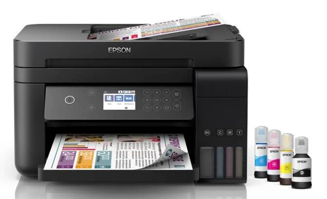 Máy in Epson L6190 Wi-Fi Duplex All-in-One Ink Tank Printer with ADF